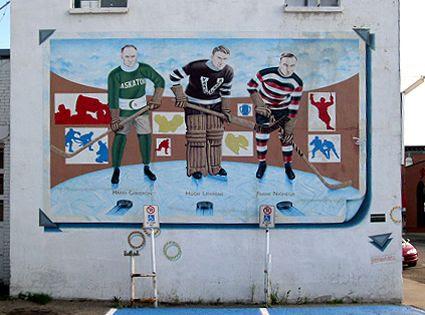 Pembroke Mural