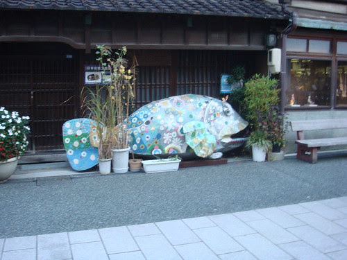 After Japan trip 2011 - day 9. Kanazawa.