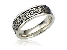 Celtic Wedding Bands on Pinterest   Celtic Wedding, Celtic