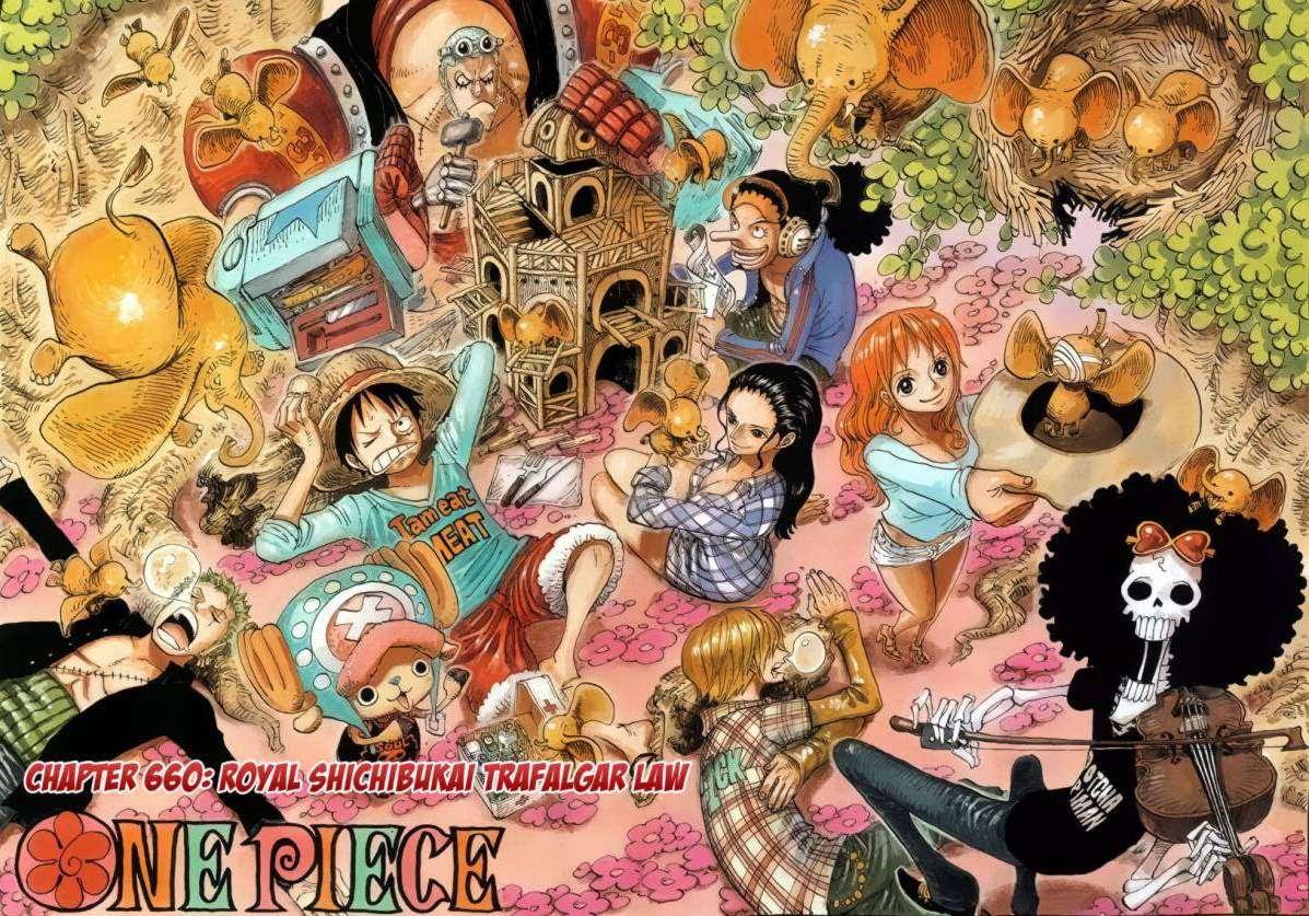 One Piece 壁紙 新世界