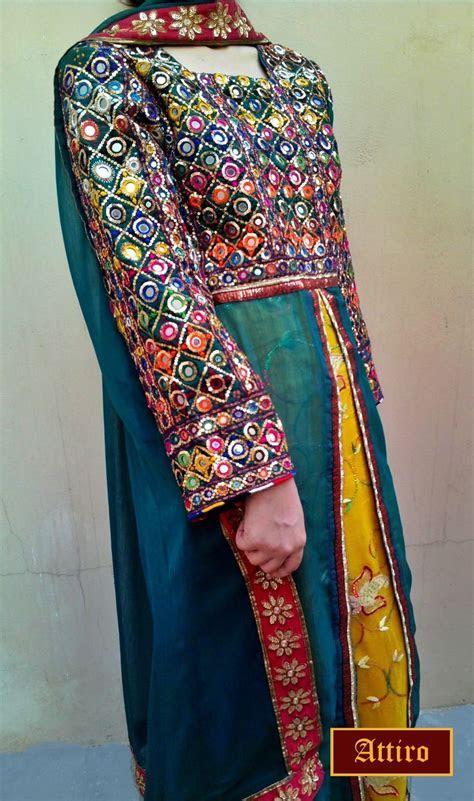 Beautiful Balochi dress https://www.facebook.com