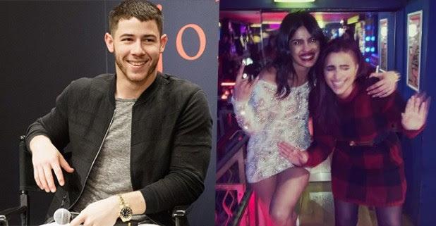 Nick Jonas and Parineeti Chopra had the cutest social media banter over Priyanka