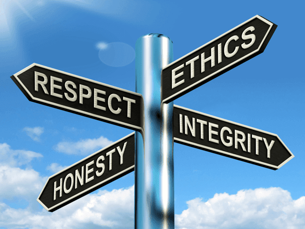 Have the integrity to tell someone when your product isn't the right fit.