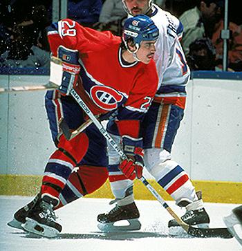John Chabot Canadiens
