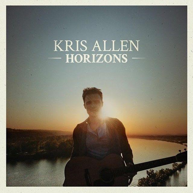 Kris Allen : Horizons (Album Cover) photo 10453983_584344605016747_1825212896_n.jpg