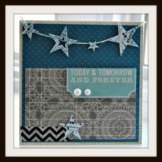 Today and tomorrow frame
