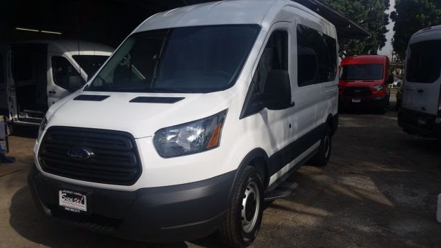 2015 Ford Transit Full Size Ada Wheelchair Mobility Van