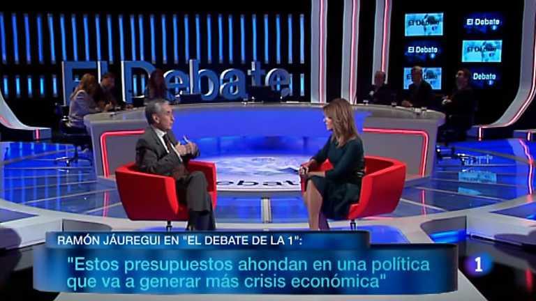 El debate de La 1 - 27/09/12