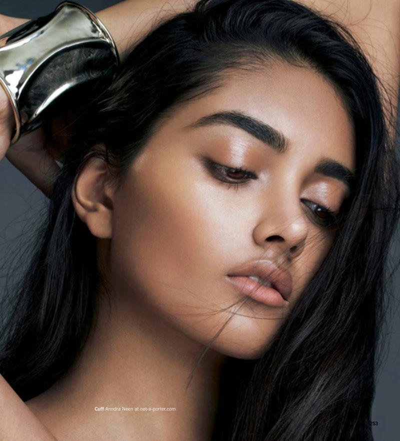 a1c9f2f20 Flawless And Beautiful: Stunning British Indian Model Neelam Gill