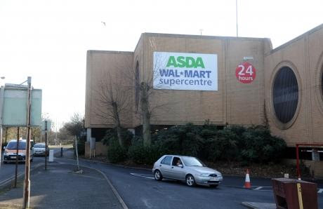 Image result for asda underground carpark basildon