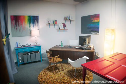 mid-century-color-inspired-office-decor-sm