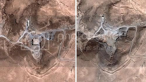 North Korea-Syria Nuclear Plant