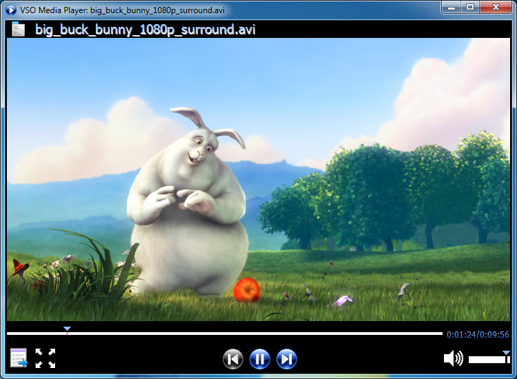 VSO Media Player