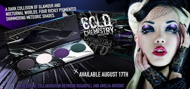 sugarpill cold chemistry