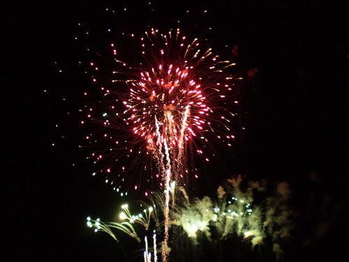Blue Rocks Fireworks D