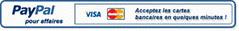 Ouvrez un compte PayPal et acceptez dès aujourd'hui les paiements en ligne.