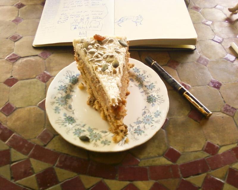 perfect carrot cake