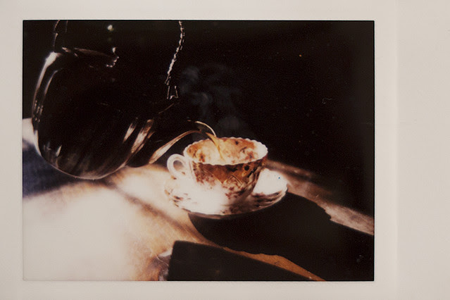 [instaxmini] tea time.