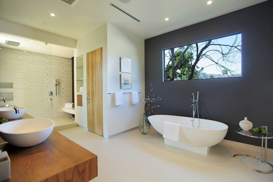 Stylish Modern Bathroom Design