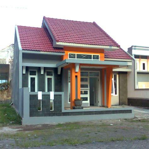 contoh rumah sederhana minimalis inspirasi desain
