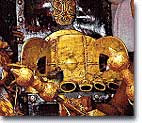 Golden Stool of the Ashanti