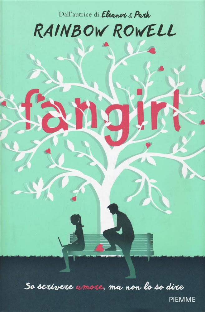 Image result for fangirl libro italiano