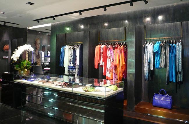 Roberto Cavalli Boutique Beijing (1)