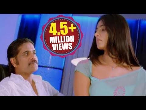 Anushka Hot Sexy Kissing Clip in Telugu Movie