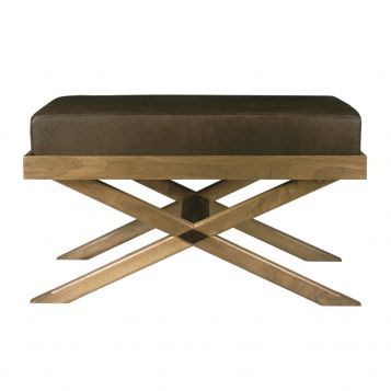 Benches / Ottomans - X BENCH | Poet Furniture