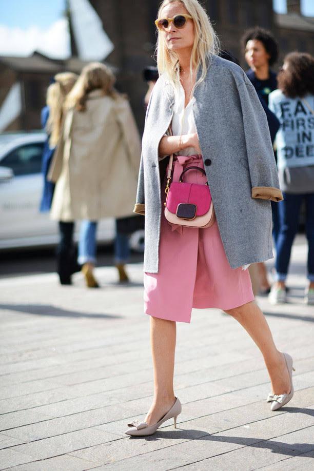 Moda Haftası Sokak Stili