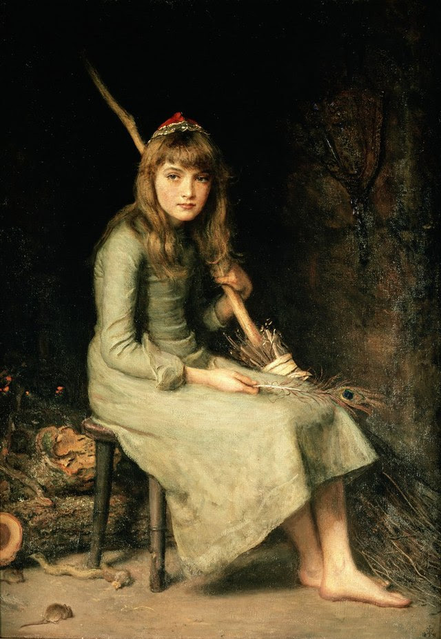 John Everett Millais - Cinderella.jpg