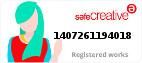 Safe Creative #1407261194018