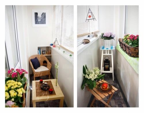 Apartment Balcony's Window Design | My Decorative