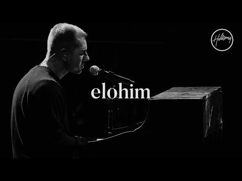 Elohim Lyrics - Hillsong Worship