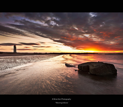 Morning Inferno by ~Brian Kerr Photography-