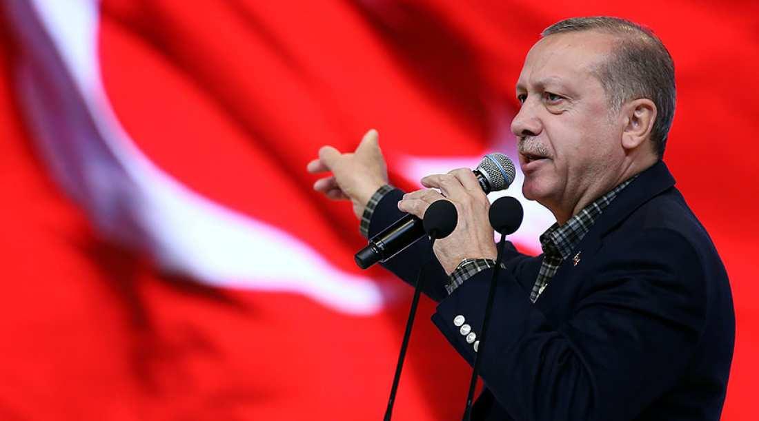Προκλητικό μήνυμα Ερντογάν για την Άλωση της Πόλης: Νίκη παράδειγμα για την ανθρωπότητα