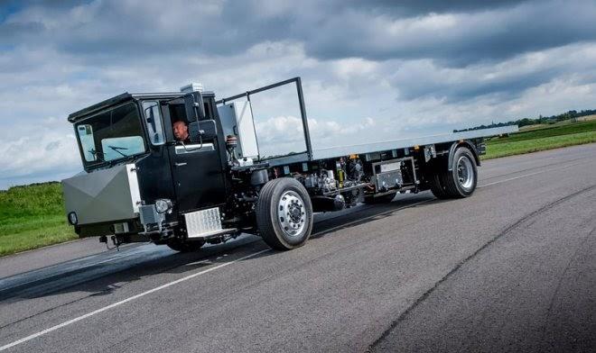 Volta Trucks приступила к испытаниям полностью электрического грузовика
