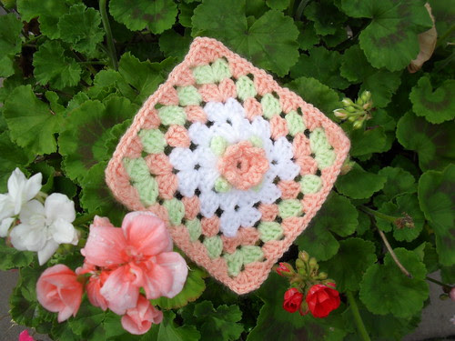 Thanks so much I just love these Flower Squares ed 4448! Such beautiful colour combination!