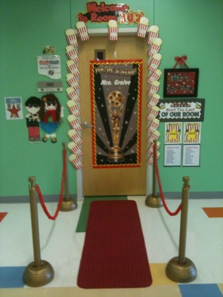 Back to School Wreaths and Door Decorations