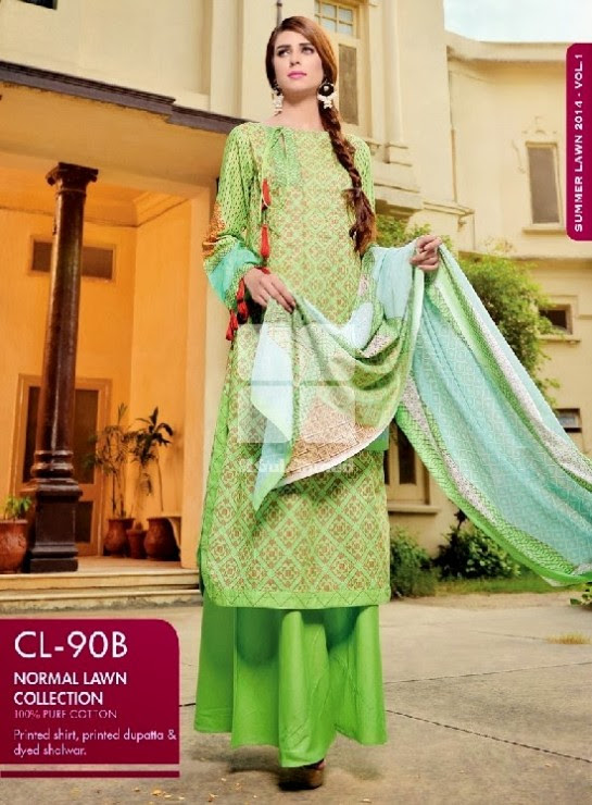 Girls-Wear-Summer-Dress-Chunri-Prints-Block-Prints-Embroidered-Single-Lawn-New-Fashion-Suits-by-Gul-Ahmed-9