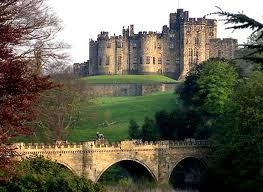 Alnwick Castle, Ancestral Home of the Duke of Norththumberland
