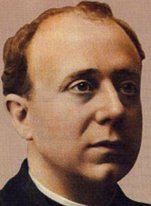 Saint Pierre Poveda Castroverde, prêtre et martyr - fondateur de l'Institut thérésien en Espagne († 1936)