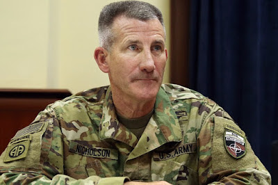 USA: Taliban leaders comfortably living in Pakistan with drug money, says US general
