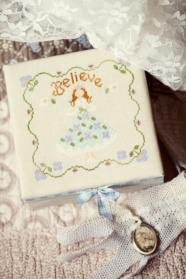 Believe (Little House Needleworks)