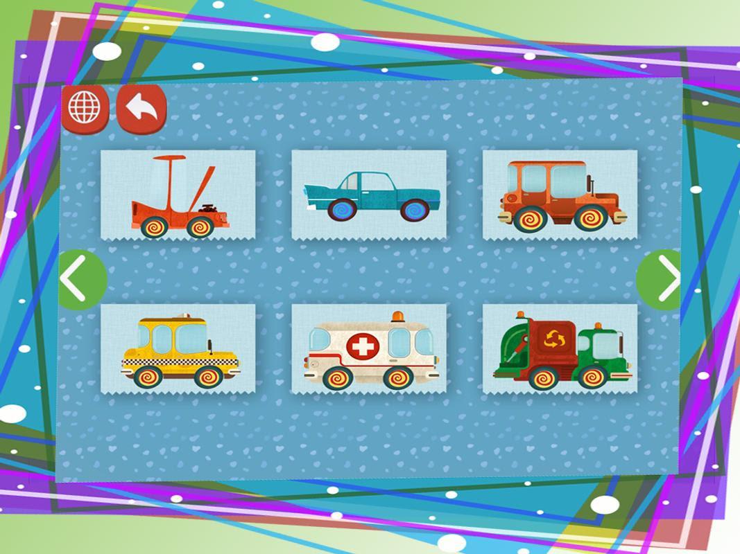 Game Menggambar Mewarnai Mobil Apk Download Gratis Pendidikan