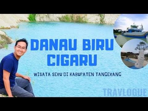 Danau Biru Cigaru, Wisata Seru di Kabupaten Tangerang