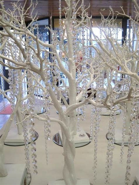 Crystal Wedding Tree with Candles   Crystal Trees, All