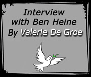 interview Ben Heine by ValerieDeGroe