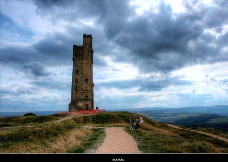 Castle Hill Huddersfield