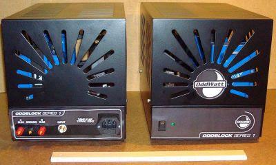 OddWatt / OddBlock KT88 Push-Pull DIY Tube Amplifier Kits
